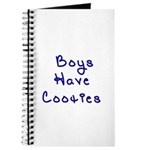 Boys Have Cooties Journal