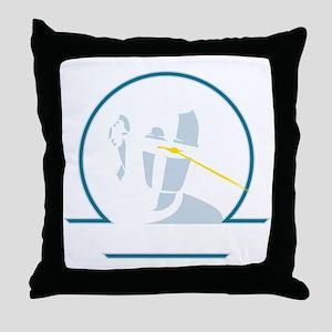 GortRobot Throw Pillow
