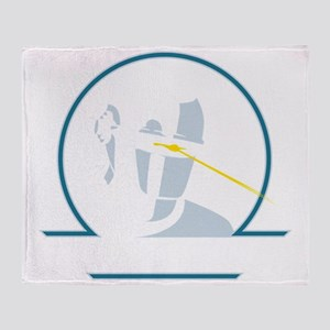 GortRobot Throw Blanket