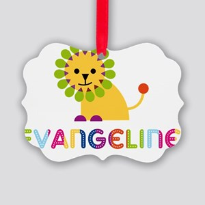 Evangeline-the-lion Picture Ornament