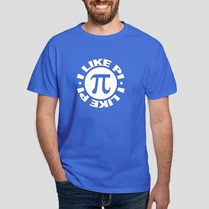I Like Pi Dark T-Shirt