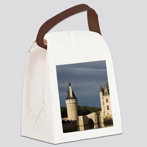 Chenonceau Chateau, River Cher, I Canvas Lunch Bag
