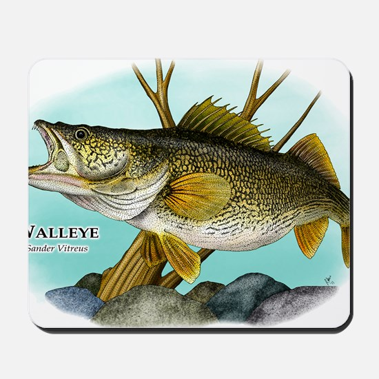 Walleye Mousepad