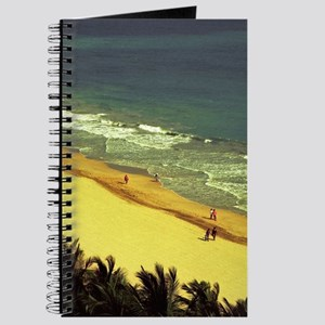 Beach view from the Water Cluban, Condado, Journal