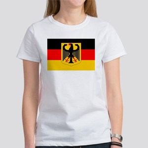 Germany w/ coat or arms Women's T-Shirt