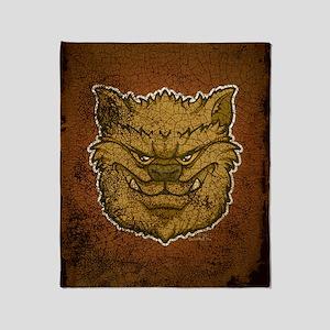 18x13-6_werewolfbrown_img_bg01 Throw Blanket