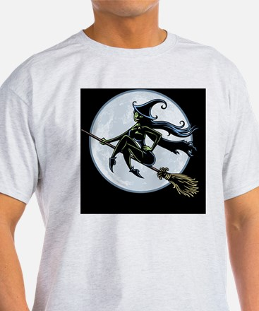 witch-broom2-BUT T-Shirt