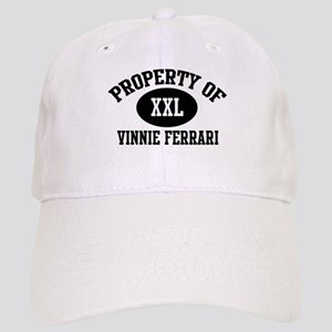 Property of Vinnie Ferrari Cap