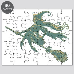 witch-broom3-LTT Puzzle