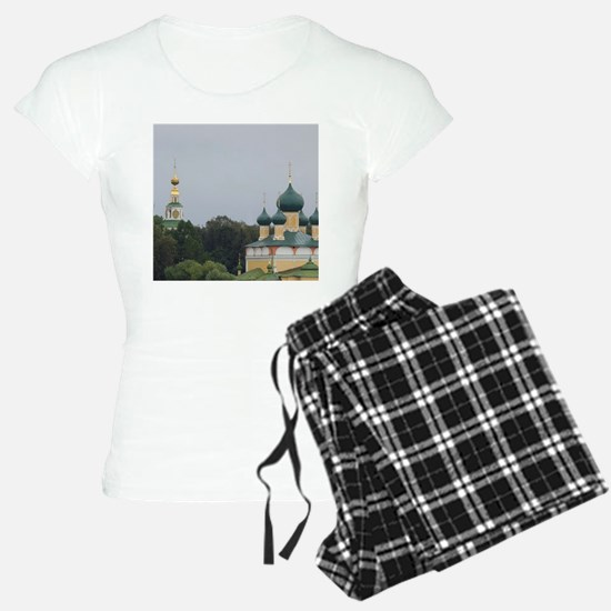 Golden Ring city of Uglich  Pajamas