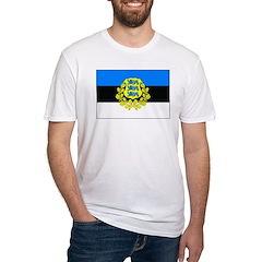 Estonia w/ coat or arms Shirt