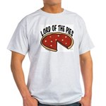 Lord of the Pies Ash Grey T-Shirt