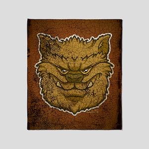 11x17_print_werewolfbrown_img Throw Blanket