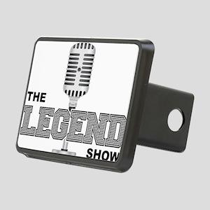 Legend Show Logo Rectangular Hitch Cover