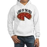 Lord of the Pies Hooded Sweatshirt