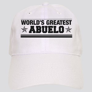 Worlds Greatest Abuelo Cap