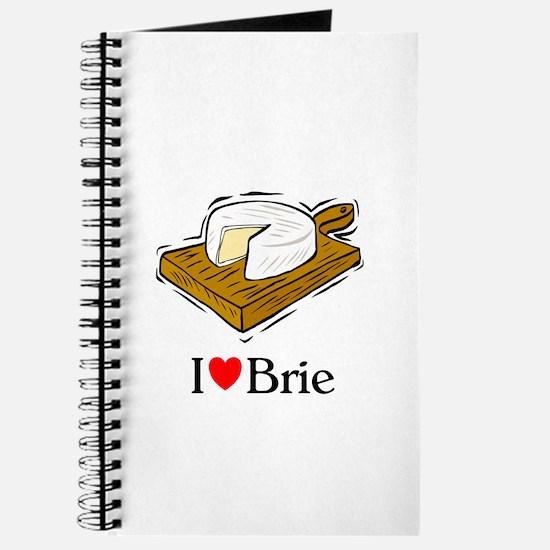 Cute Brie Journal