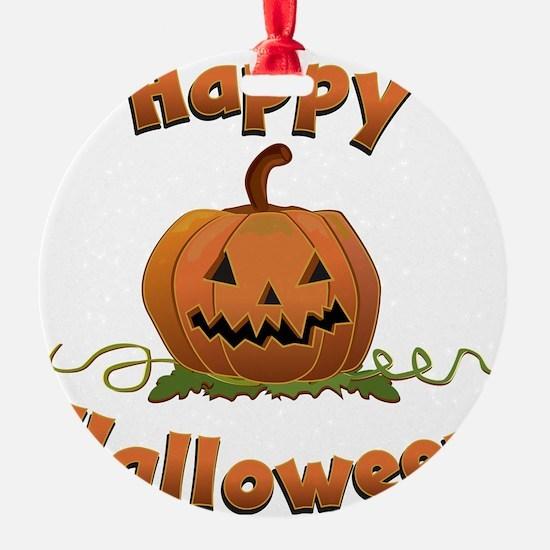 happy halloween Ornament