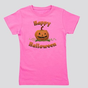 happy halloween Girl's Tee