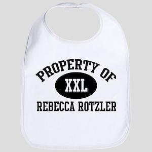 Property of Rebecca Rotzler Bib