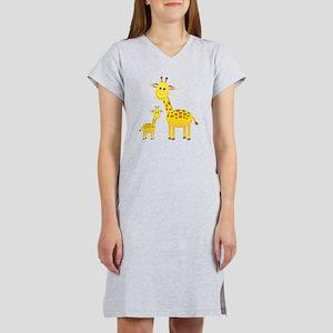Giraffe3 Women's Nightshirt