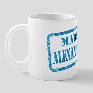 A_LA_ALEX copy Mug