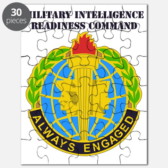 DUI-MILITARY INTELLIGENCE READINESS COMMAND Puzzle