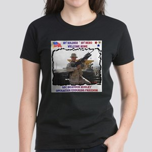Welcome Home, My Soldier Women's T-Shirt