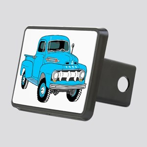 Old Truck Rectangular Hitch Cover