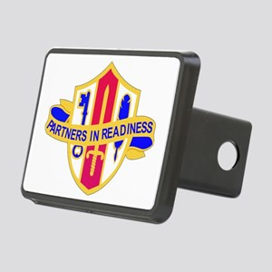DUI-US ARMY RESERVE JNT AN Rectangular Hitch Cover