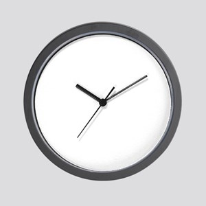 living_historian_white Wall Clock