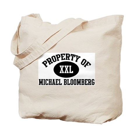 Property of Michael Bloomberg Tote Bag