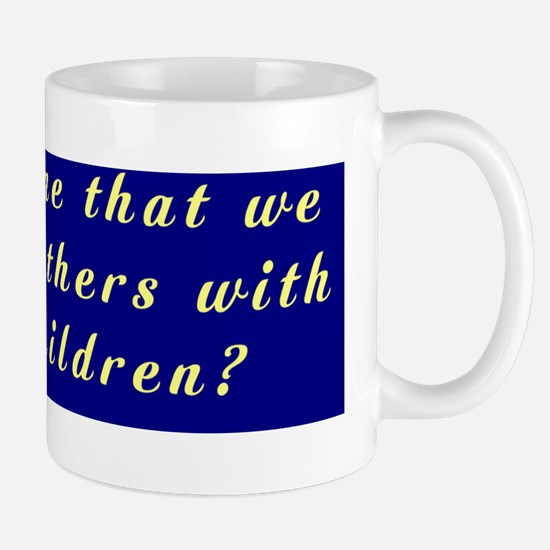 FatherChildReunion1 Mug