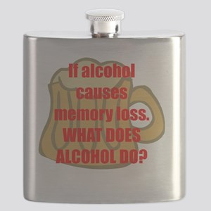 memory loss Flask
