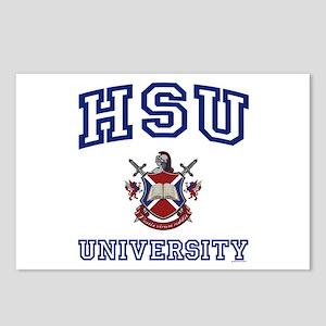 HSU University Postcards (Package of 8)