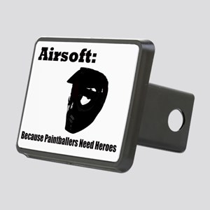 airsoft heroes Rectangular Hitch Cover