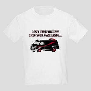 A-Team Van Kids T-Shirt