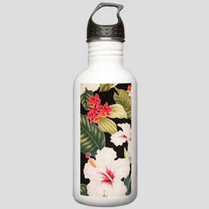 blackhibiscusorchidiph Stainless Water Bottle 1.0L