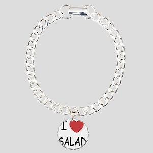 SALAD Charm Bracelet, One Charm