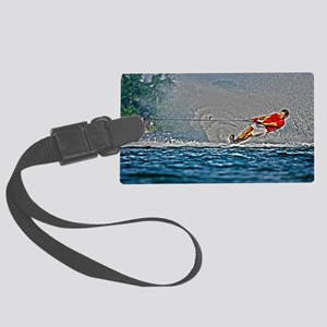 D1203-205hdr Large Luggage Tag
