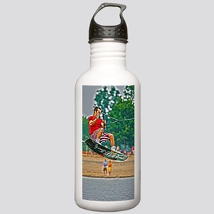D1203-587hdr Stainless Water Bottle 1.0L
