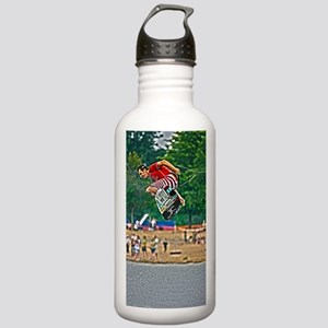 D1203-586hdr Stainless Water Bottle 1.0L