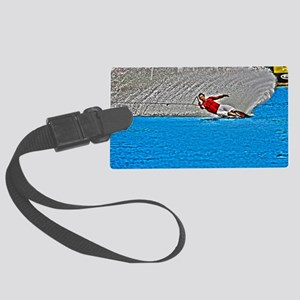 D1205-164hdr Large Luggage Tag