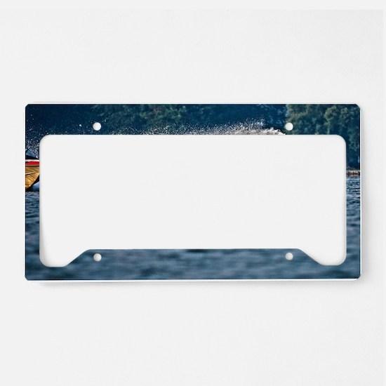 D1203-062hdr License Plate Holder