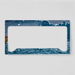 D1203-044hdr License Plate Holder