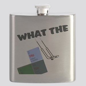 what the He Double Hocky sticks Flask