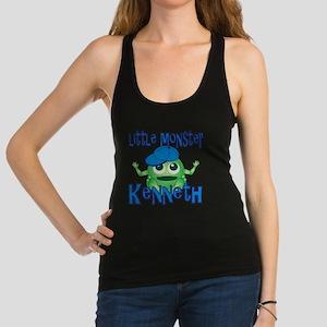 kenneth-b-monster Racerback Tank Top