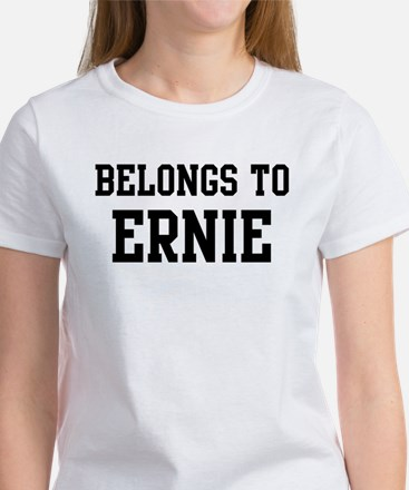 Belongs to Ernie Women's T-Shirt