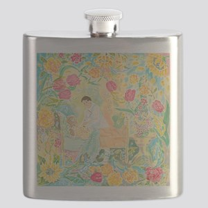 A Healing Place Flask