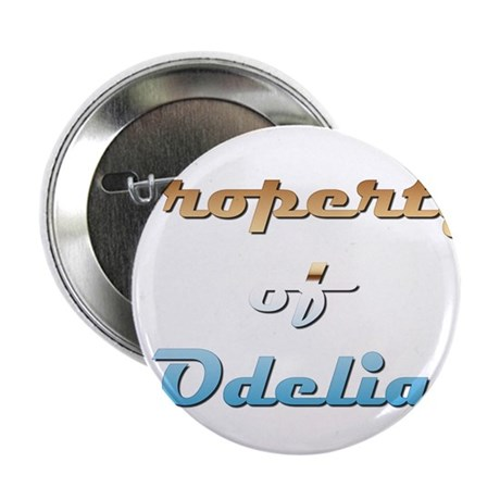 """Property Of Odelia Female 2.25"""" Button (10 pack)"""